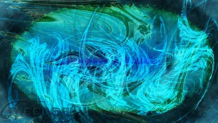 Ocean gone Wild by Meensai