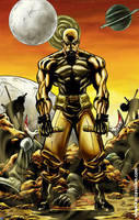 Riddick by KaRzA-76