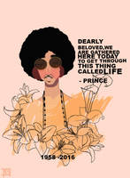 In memory of prince by swedishclumsyhero