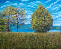 Beautiful blue by OlgaLola