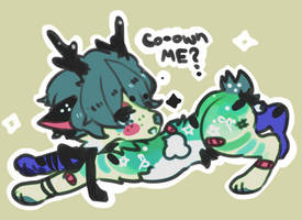 Co-own Inigo With Me ! by hollow-prince