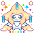 Free to Use Jirachi Icon by hollow-prince