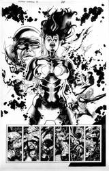 secret invasion 7 pg 24 by MarkMorales