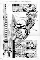 spiderman wolverine 1 pg 13 by MarkMorales