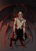 demon by spikermonster