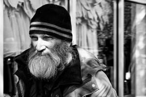 Old Man Winter by Strikethecamera