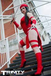 Marvel - Assassin by AQuietRiot