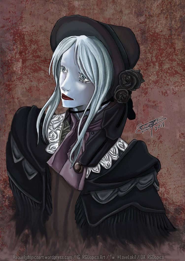 Doll - Bloodborne by RGDopico