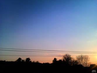 Sunset by mottl