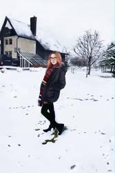 Snow by nOki19