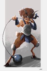 Gladiator by nOki19