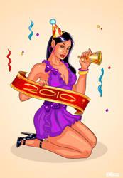 New Year Nina by EricaHesse