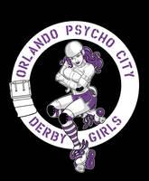 Orlando Psycho City Derby Logo by EricaHesse