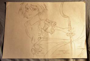Bleach - Kuchiki Rukia by theARCHERstyls