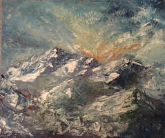 Mountains and stuff by readr