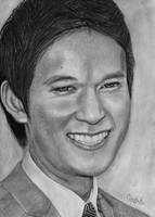 Harry Shum Jr. -  Mike by acjub