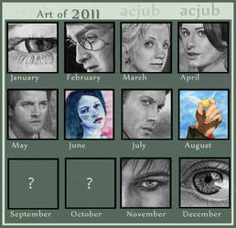 Art of 2011 by acjub