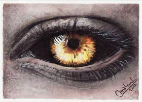 Demon Eye by acjub