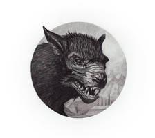 Werewolf by acjub