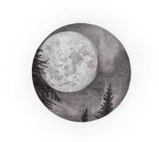 Moon by acjub