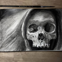 Misty Death by acjub