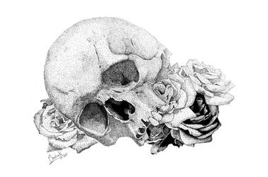 Death and Roses by acjub