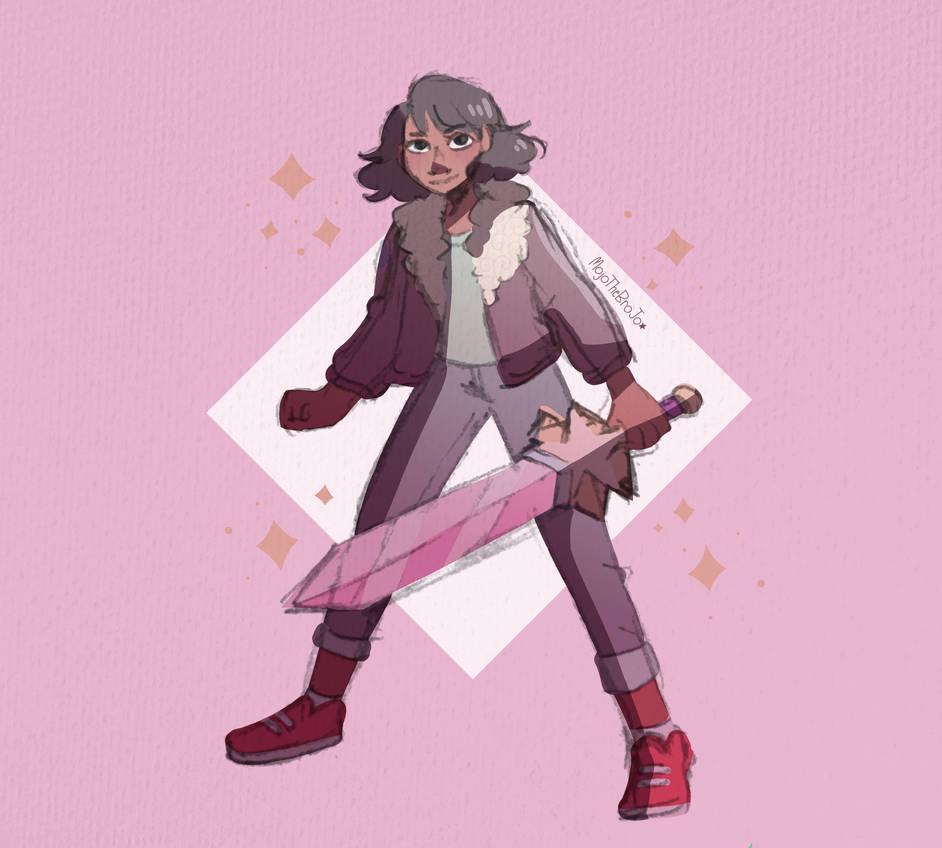 Rip Rose's sword.
