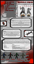 chainsawfreak REF SHEET ADRIFT OCT by legofreak88884444