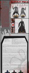 chainsawfreak REF SHEET ( HigherworldOCT) by legofreak88884444