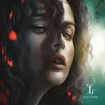 Bellatrix Lestrange Fanart by LuzTapia