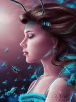 Queen Bee by LuzTapia