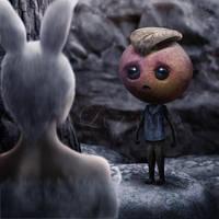 05 - Dreamy Bunny and Peachy by LuzTapia