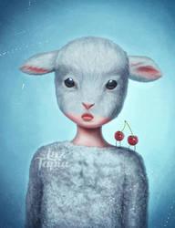 Sheep (2014) by LuzTapia