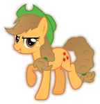 Applejack - Element of Earth by JennieOo
