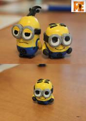 Despicable me - Minions by k-cruz-c-pura