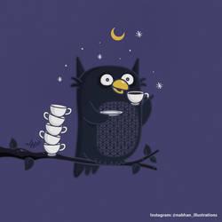 Coffee-holic by NaBHaN