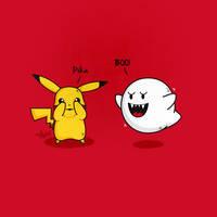 Pika-boo! by NaBHaN