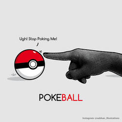 Pokeball by NaBHaN