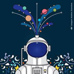 Space Head by NaBHaN