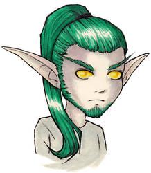 Night Elf by a-moosed