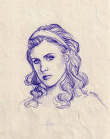 Lady Marian by MoShmoe