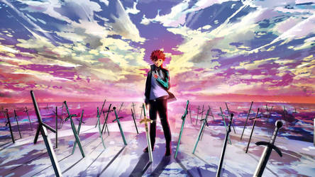 Unlimeted Blade Works by JOAOBATMAN22