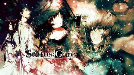 Steins Gate by JOAOBATMAN22