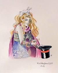 Witch Princess by Viride