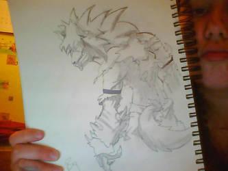 werewolf by lostxkat