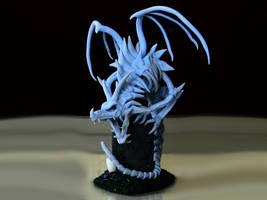 Lich Dragon by maga-01