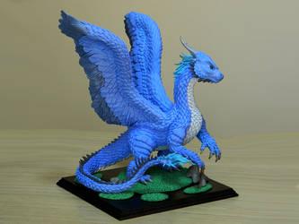 Saphira (Eragon) by maga-01