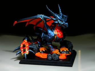 Zaiross (Fire Dragon) by maga-01