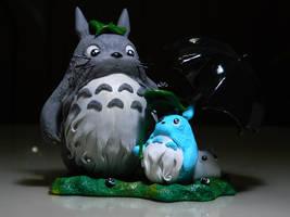 Totoro by maga-01