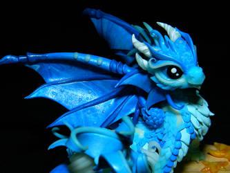 Chibi Taj dragon by maga-01